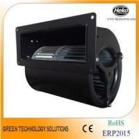 Best 133mm 220V EC Ventilation Industrial Centrifugal Exhaust Blower Fans for Air Ventilation wholesale