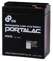 Wholesale GS Portalac PE6V8 Battery - 6V 8.0Ah Sealed Rechargeable from china suppliers
