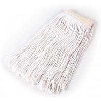 Wholesale 60001PW Wet Mop,Pure White with Narrow Band,Cut End. 200g from china suppliers