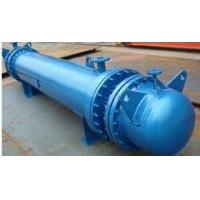 Wholesale Glass-lined Shell-Tube Heat Exchanger/coaxial heat exchanger from china suppliers
