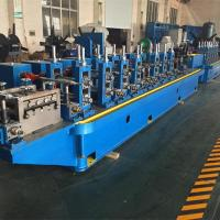 MS Carbon Steel Pipe Making Machine Tube Mill
