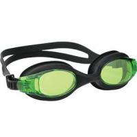 Wholesale Quickly Adjustable Strap Green Silicone Adult Swim Goggle from china suppliers