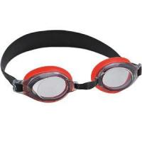 Wholesale Adjustable Nose Bridge Children's Swimming Goggles with Glasses from china suppliers