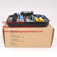 Buy cheap 85 KVA Mecc Alte Generator Parts UVR6 AVR Automatic Voltage Regulator from wholesalers