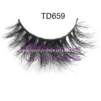 Wholesale Naked mink strip lashes-NM14 from china suppliers