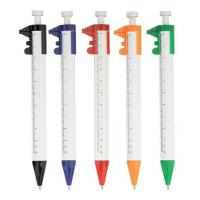 Buy cheap Pen collection PTP723 2-in-1 ball pen with ruler from wholesalers