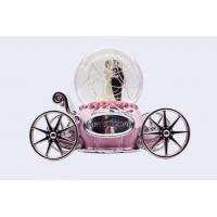 Wholesale Starry Sky Carriage Snow Globe from china suppliers
