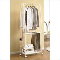 Wholesale Double Pipe Clothes Racks from china suppliers