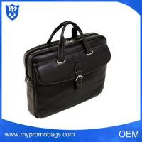 Wholesale Fashion men classic Leather Laptop Briefcase shoulder bag from china suppliers
