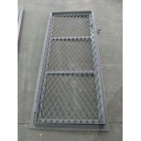 Best Double Opening Square Angle Marine Wire Mesh Door 8 mm Thickness wholesale