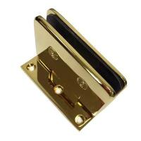 Wholesale BA-401-90S DORMA style Gold plated wall mounted glass door hinge from china suppliers