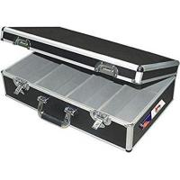 Wholesale Aluminum Flight Road Travel Carrying Case for CD's - 4 Sections, Holds 120/300 CD's - CD-30 from china suppliers