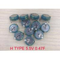 Button Type Capacitor