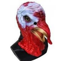 Chicken Rooster Chin Nose Mouth Bird Animal Costume turkey Mask