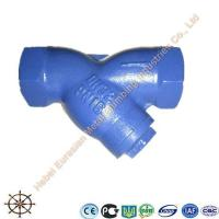Wholesale YST-07 Cast Iron BSP NPT Screwed Y Strainer from china suppliers