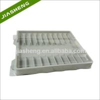 Wholesale Factory price Medical Plastic Tray for medicine bottles with Clear Cover from china suppliers