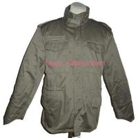 Buy cheap Hengtai--M65-006 Army Green Polyester Police Jacket from wholesalers