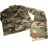Buy cheap Hengtai-BDU-002 Camouflage Army Uniform BDU from wholesalers