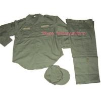 Buy cheap Hengtai--BDU-007 Army Green Rip-stop Military Uniform from wholesalers