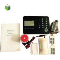 Touch Screen Wireless GSM Alarm System for sale
