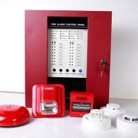 Industrial 16 Zone 24v Fire Security Systems for sale