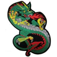 Wholesale Fire Embroidered Patches Item: Large Patch-08 Large Embroidered Patch from china suppliers