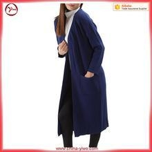 Quality OEM knitwear custom fashion Ladies cardigan sweater for sale