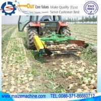 Wholesale Reaping machine+ onion harvest from china suppliers