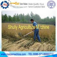 Wholesale Reaping machine+ wheat harvest machine / wheat cutting machine / wheat cutter from china suppliers