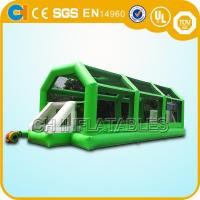 Wholesale Outdoor Inflatable Soccer Field from china suppliers