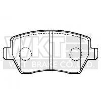 Wholesale Brake Pad Set WKT1118 from china suppliers