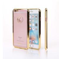 Wholesale HUAWEI CASE/Electroplated PC cover Case with tempered glass from china suppliers