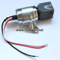 Wholesale Kubota Engine Parts Stop Solenoid 1E231-60010 from china suppliers