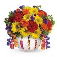 Wholesale Birthday Teleflora's Brilliant Birthday Blooms.No.6 delivery birthday to from china suppliers
