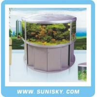 Wholesale UFO FAN-SHAPED GLASS FISH TANK (SPC-AT-20) from china suppliers