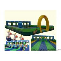 Wholesale sports game inflatable horse racing from china suppliers
