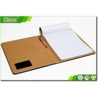 China OEM factory customied leather bound journal notebook for office JY-NT606 on sale