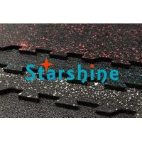 Buy cheap Interlocking mat rubber mat from wholesalers