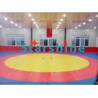 Buy cheap Wholesale Standard Competition Training Wrestling Mat from wholesalers