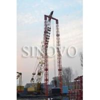 China Telescopic Crawler Crane Hydraulic Crawler Crane on sale