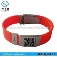 Wholesale Bracelet &Pet accessories Medical Id Bracelet from china suppliers