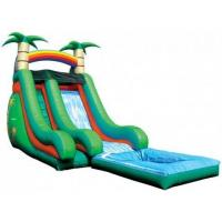 Wholesale Commercial Inflatable Water Slide from china suppliers