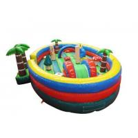 Wholesale Bounce House With Slide from china suppliers