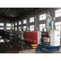 Buy cheap Products PE PP gas pipe production line from wholesalers