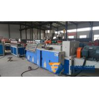 Buy cheap Products Three layer WPC foam building template production line from wholesalers