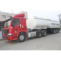 Wholesale 42000 Liters fuel tank semi-trailer from china suppliers