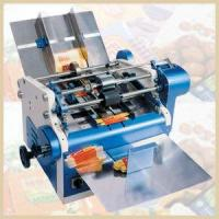 Buy cheap Automatic Batch Printing Machine ( Only For Cartons) from wholesalers