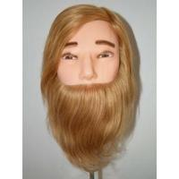 Wholesale Hair Dresser Training Head Man Face from china suppliers