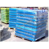 Wholesale 2mm 3mm 4mm corrugated plastic sheet factory offered PP Bottle Layer Pad from china suppliers