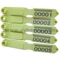Buy cheap CY152ES Sheep&Goat Electronic Visual Ear Tag from wholesalers
